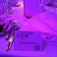 Photo taken at Renaissance Zurich Hotel by Serkan G. on 5/24/2014