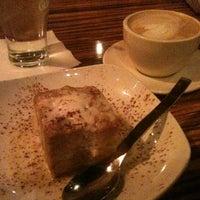 Photo taken at Beyú Caffe by April J. on 10/31/2012