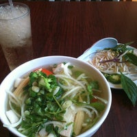 Photo taken at Pho Bar & Grill DC by April J. on 3/27/2013