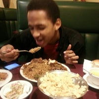 Photo taken at China Moon Restaurant by John C. on 11/1/2012