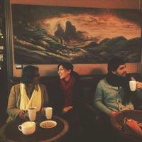 Photo taken at Tango Palace Coffee Company by Karim R. on 2/14/2015