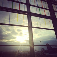 Photo taken at Terminal C by Cuisine e. on 10/5/2013