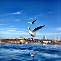 Das Foto wurde bei Kabataş Sahili von Aslıhan Ö. am 12/26/2012 aufgenommen