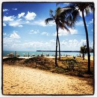 Foto tirada no(a) Praia de Tambaú por Filipe M. em 12/10/2012