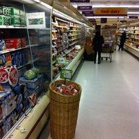 Photo taken at Super Stop & Shop by John Jeffrey P. on 12/18/2012