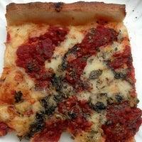 Photo taken at Bleecker Street Pizza by Adam S. on 4/16/2013