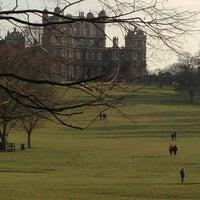 Снимок сделан в Wollaton Hall & Deer Park пользователем Mark D. 2/17/2013
