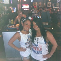 Photo taken at The Hub Sports Bar and Grill by MoMo (. on 7/3/2013