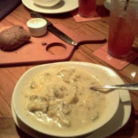 Photo taken at Outback Steakhouse by Kendra R. on 9/29/2012