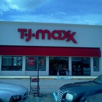 Photo taken at T.J. Maxx by Kendra R. on 10/14/2012