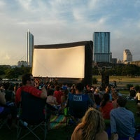 Photo taken at Long Center by Michael F. on 6/20/2013