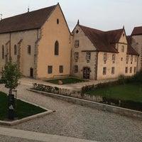Photo taken at Hotel Kloster Haydau by Thiago F. on 9/9/2014