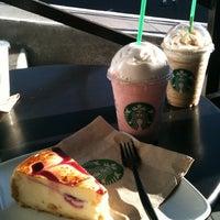 Photo taken at Starbucks by Berenice R. on 2/2/2013
