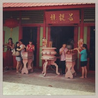 Photo taken at Poh Teh Lim Temple by Childish B. on 2/24/2013