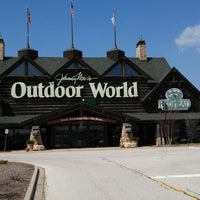 Photo taken at Bass Pro Shops by David N. on 4/27/2013