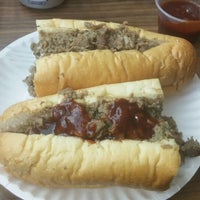Photo taken at Best Of Philly Cheesesteaks by Gannon S. on 7/5/2014