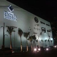 Photo taken at Shopping Ponta Negra by Erik M. on 8/9/2013