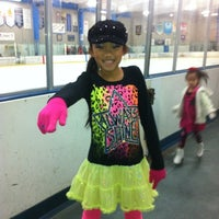 Photo taken at Gateway Ice Center by Lisa T. on 12/2/2012