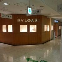 Photo taken at BVLGARI 池袋西武店 by kiyosecdenden64 on 11/23/2012