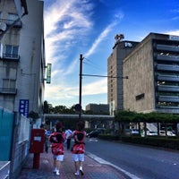 Photo taken at 遊歩公園 by keiko i. on 8/7/2015