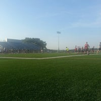 Photo taken at RCTC Stadium by Koni G. on 9/9/2013