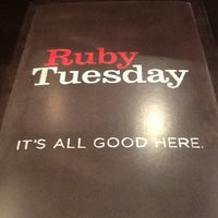 Photo taken at Ruby Tuesday by Sam U. on 10/5/2012