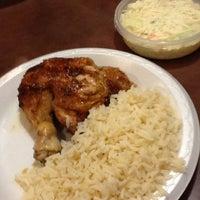 Photo taken at Crisp & Juicy Chicken by Sam U. on 10/3/2012