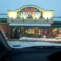 Photo taken at Garden View Family Restaurant by Cassandra D. on 2/7/2013