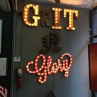Photo taken at Grit N Glory by Lee P. on 5/11/2016
