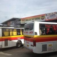 Photo taken at Mabalacat Bus Terminal by Jazz R. on 9/28/2012
