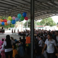 Photo taken at Escuela Primaria Lazaro Cardenas by Felix C. on 1/23/2013
