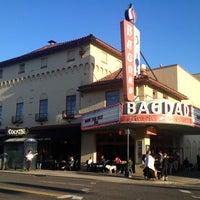Снимок сделан в Bagdad Theater & Pub пользователем Shannon B. 4/24/2013