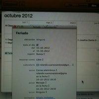Photo taken at Corporacion Municipal de Puente Alto by Rolon S. on 10/12/2012