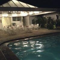 Photo taken at Ubatuba Palace Hotel by Gaby P. on 5/26/2013