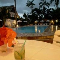 Photo taken at Ubatuba Palace Hotel by Gaby P. on 5/25/2013