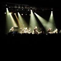 Photo taken at Salle Jean Carmet by Alexis B. on 1/23/2014