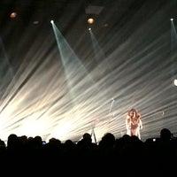 Photo taken at Salle Jean Carmet by Alexis B. on 11/12/2014