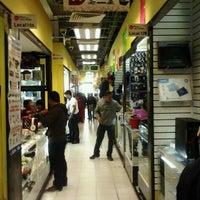 Photo taken at Plaza de la Tecnología by Israel O. on 12/31/2012