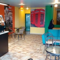 Photo taken at Paradise Cafe by Rodrigo Z. on 9/15/2014
