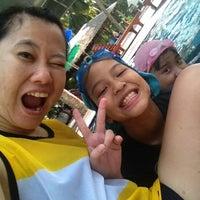 Photo taken at Royal Bangsak Beach Resort by Paepy L. on 2/10/2013