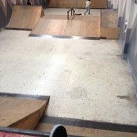 Photo taken at Arenas Skate Park Cartago by Harry L. on 9/29/2012