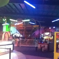 Photo taken at Fun Central by Nayelli 🎀 C. on 4/20/2013