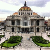 Foto tirada no(a) Palacio de Bellas Artes por Nayelli 🎀 C. em 7/3/2013