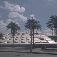 Photo taken at Bibliotheca Alexandrina by Moustafa W. on 10/5/2012