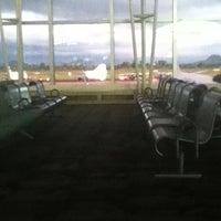 Photo taken at Gate 4 by Krisnandha R. on 12/28/2012