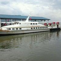 Photo taken at Terminal Jeti Lumut by Azwanizan S. on 12/25/2012