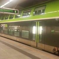 Das Foto wurde bei Bahnhof Wien Mitte von Andrey F. am 4/28/2013 aufgenommen