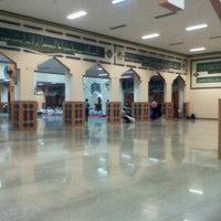 Photo taken at Masjid Al-Istiqna by Imam S. on 1/3/2013