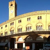 Photo taken at Piazza dei Signori by Andrea M. on 11/7/2012