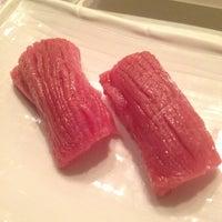 Photo taken at Sushi Yuzu by Ruby D. on 12/16/2012